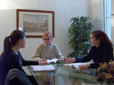 cursos italiano pequenos grupos