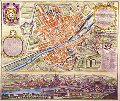 cours histoire de Florence
