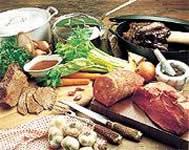 Italian cooking course villa tuscany