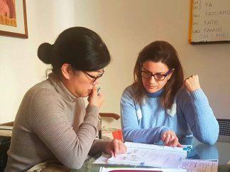 cursos individuais língua italiana